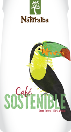 Café sostenible Naturalba
