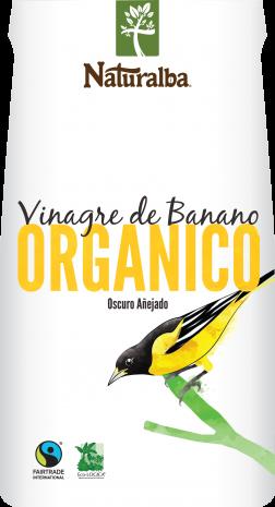 Organic Banano Vinagre